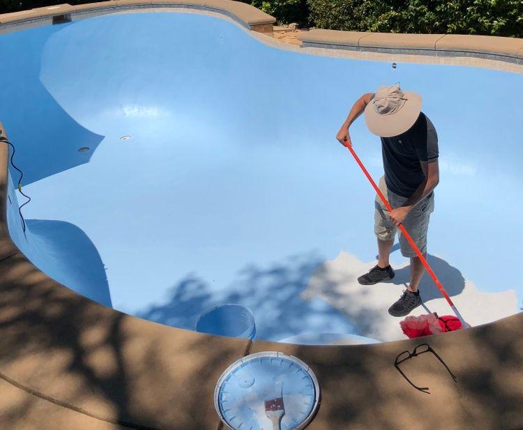 Malowanie basenów - co musisz o nim wiedzieć?