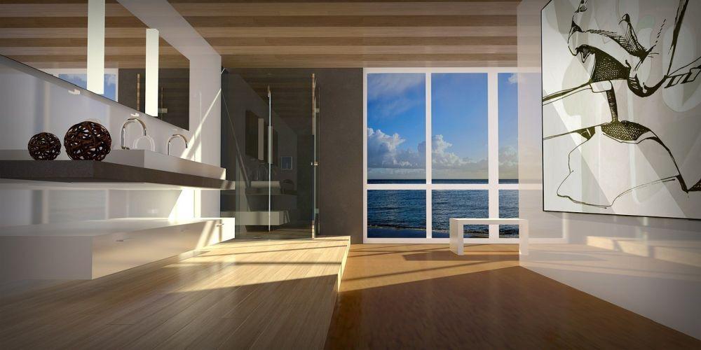 Luksusowe apartamenty nad morzem - gdzie szukać ofert wynajmu?