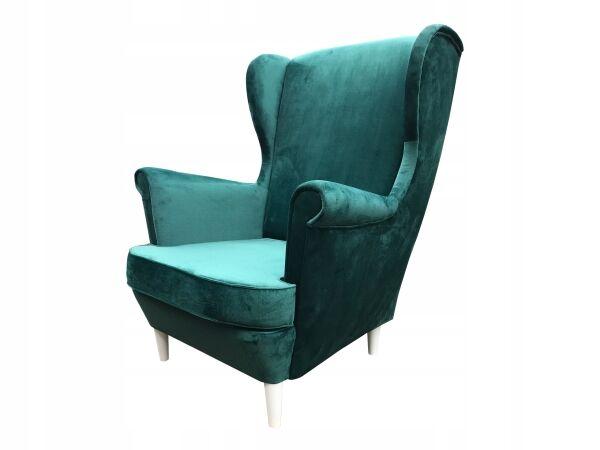 Fotel: cichy bohater komfortowego salonu