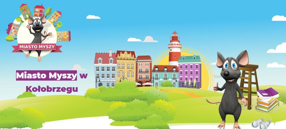 Miasto Myszy - Niespotykana atrakcja dla dzieci w Kołobrzegu