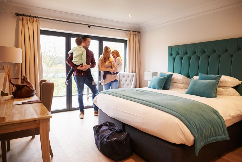 Hotel na udane wakacje rodzinne