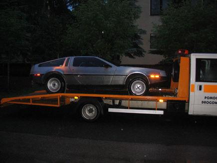Auto pomoc w pakiecie