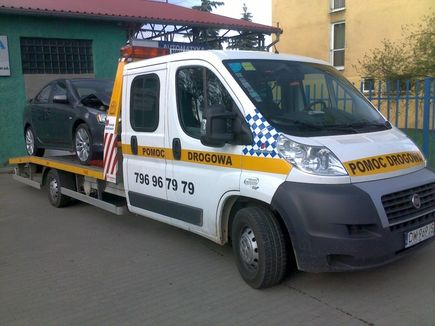 Zadania specjalne dla pomocy drogowej