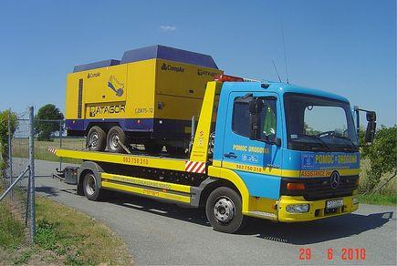 Dodatkowe usługi firm zajmujących się pomocą drogową