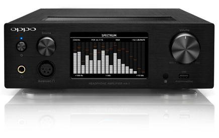 OPPO HA-1 – wzmacniacz słuchawkowy w ofercie OPPO