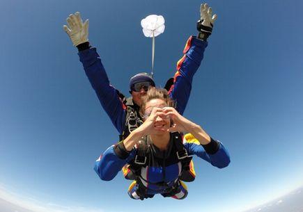 Skoki spadochronowe dostępne dla każdego