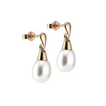 Piękno połączone – perły ze srebrem lub złotem