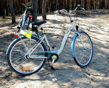 ...ale najpierw przepisy! - rower