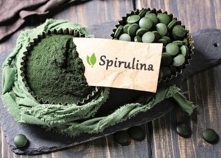 Spirulina – mała alga, duże korzyści