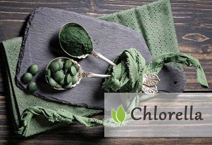 Chlorella na odchudzanie