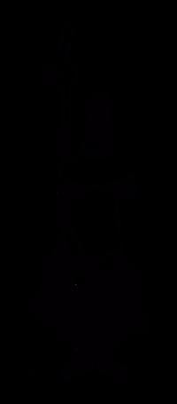 Maskotka kawiarki Bialetti