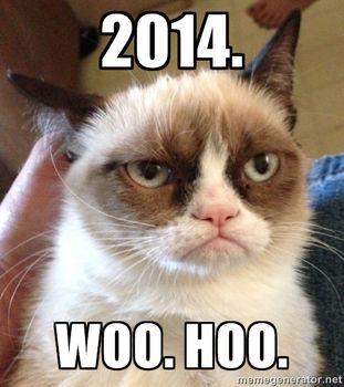 By być szczęśliwym człowiekiem - dobre postanowienie noworoczne 2014