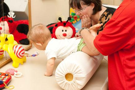 Dziecięce porażenie mózgowe - rehabilitacja dzieci