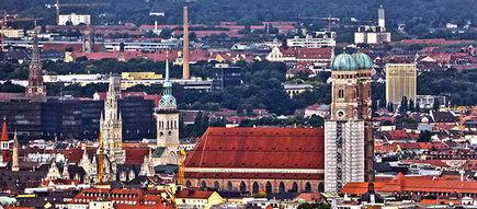 Monachium - miasto BMW, zabytkowych ratuszy i browarów