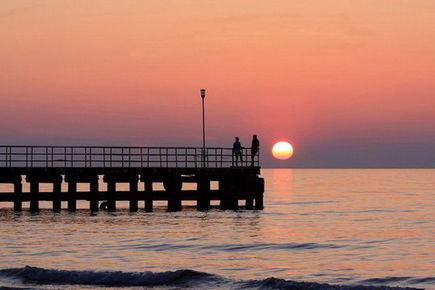 Ustronie Morskie - Perła Bałtyku