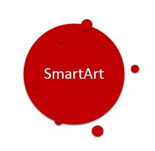 Narzędzia z pakietu MS Office: SmartArt