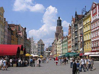 Ciekawostki o Rynku we Wrocławiu