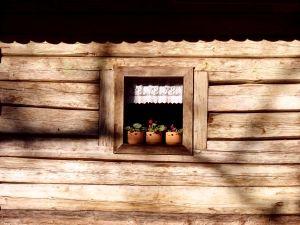 Nowoczesne domy drewniane.