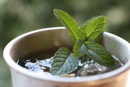 Historia zielonej herbaty