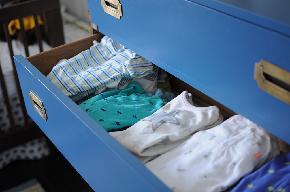 jak prać ubranka dla niemowląt?