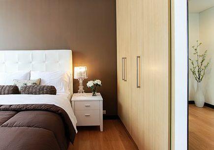 Sypialnia a rodzaje oświetlenia