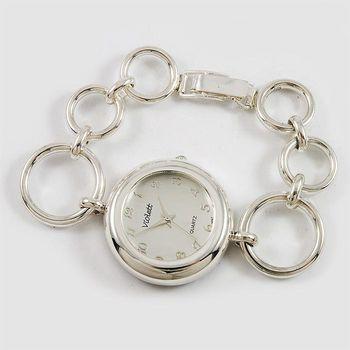 Zegarki damskie w roli biżuterii