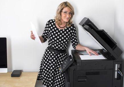 Dzierżawa kserokopiarki jako opcja dla mniejszej firmy