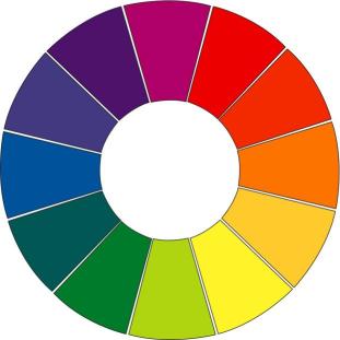 Psychologia koloru co to takiego?
