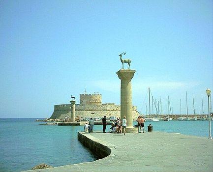 Rodos – cel podróży turystów z całego świata