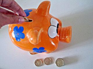 Oszczędzanie - wartość pieniądza
