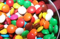 Największy na świecie sklep z cukierkami M&M's