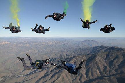 Jak psychicznie przygotować się do skoku spadochronowego?