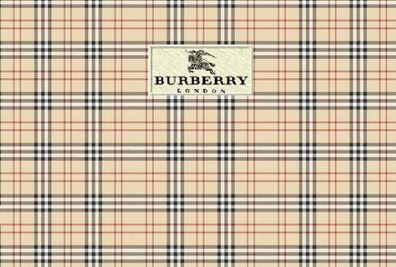 Skąd się wzięła krata Burberry?