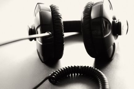 Słuchawki dla studenta