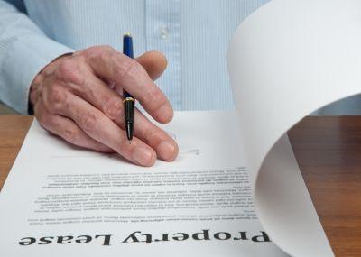 Dobra umowa najmu rzetelnym zabezpieczeniem dla właściciela