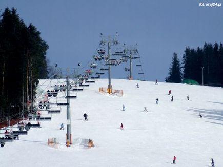 Czarna Góra, czyli narty w Polsce - to jest możliwe!