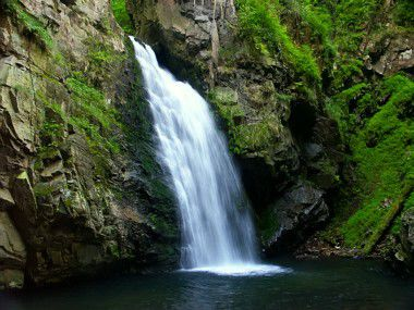 Wodospad Wilczki - perełka krajobrazowa w Kotlinie Kłodzkiej