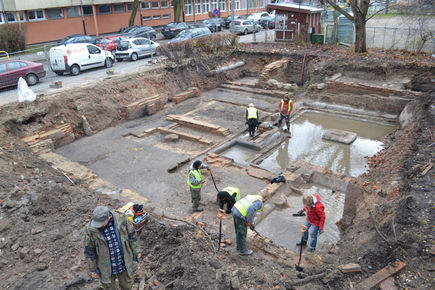 Jak wygląda nadzór archeologiczny?