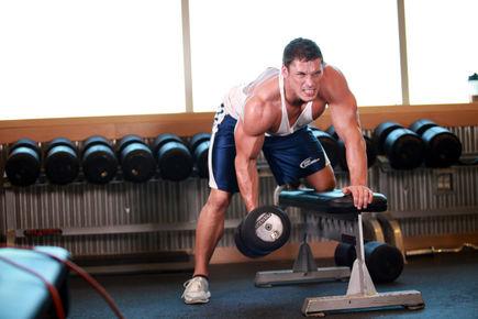Białko na masę mięśniową