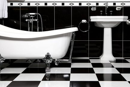 Ciekawe elementy wyposażenia łazienek