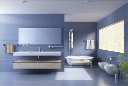 Niestandardowe łazienkowe inspiracje