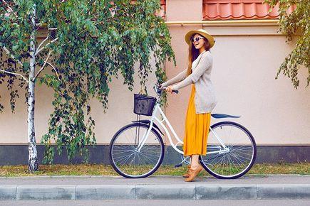 Rowerowy zawrót głowy, czyli jak wybrać damski rower miejski?