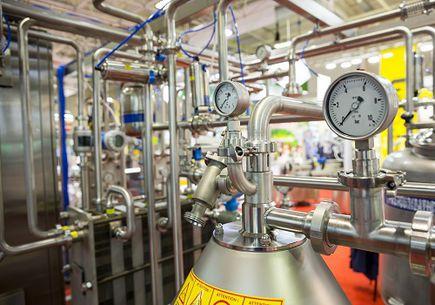 Zabezpieczamy urządzenia i aparaty procesowe przed nadmiernym wzrostem ciśnienia