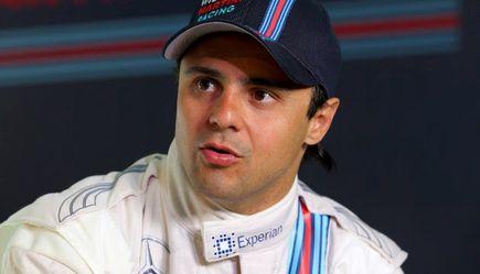 Felipe Massa nie poddaje się.
