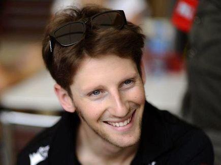 Romain Grosjean z nowym kontraktem.