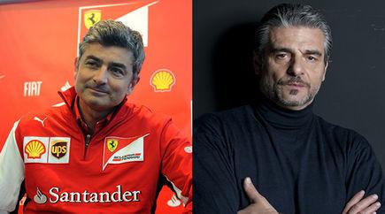 Nowy szef zespołu Scuderia Ferrari.