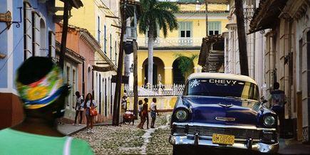 Z czym kojarzy się Kuba?