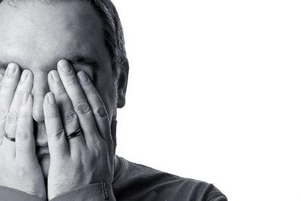 Stres w pracy - problem BHP Europy