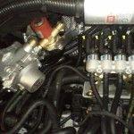 Eksploatacja auta z instalacją LPG zimą.