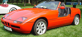 Zapomniany klasyk, czyli przywrócenie BMW Z1